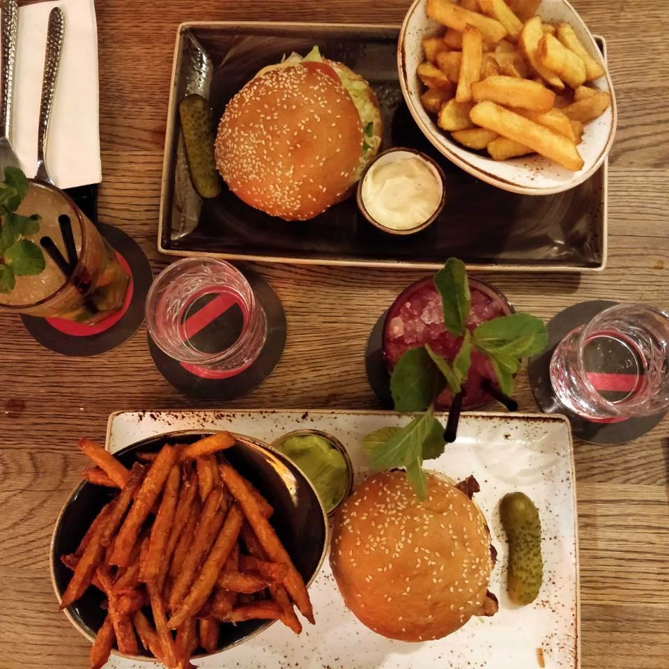 Burger im Freigeist, Graz in Österreich