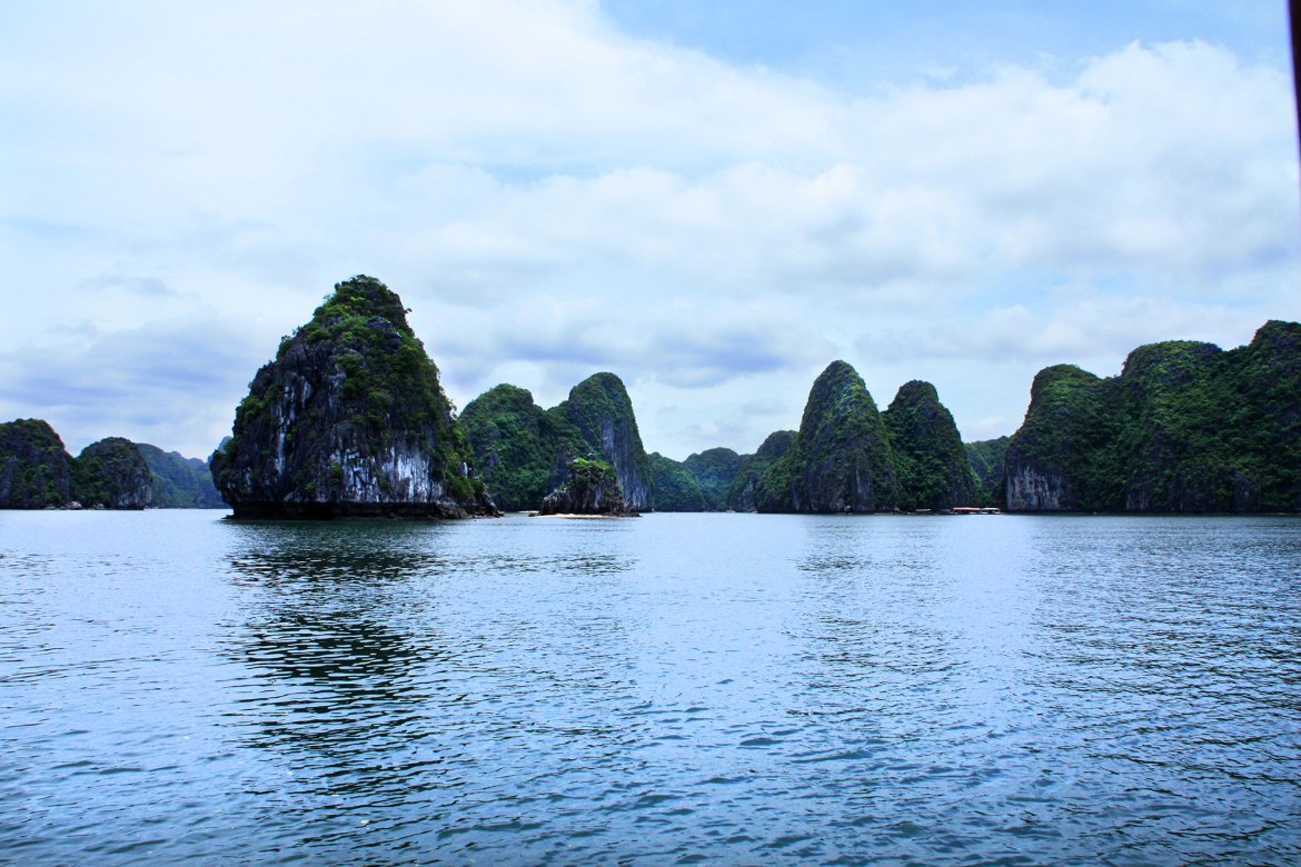 Lan Ha Bay bei Cat Ba