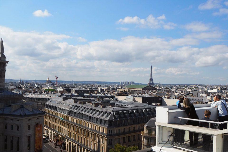 Paris Tip LaFayette