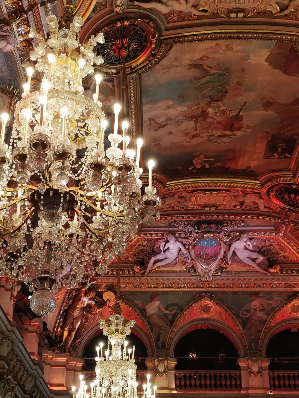 Rathaus von Paris Innenansicht