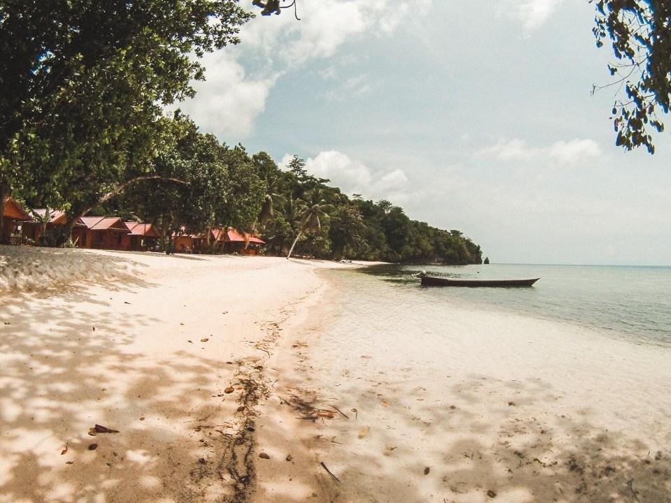 Malenge Indah auf den Togian Islands