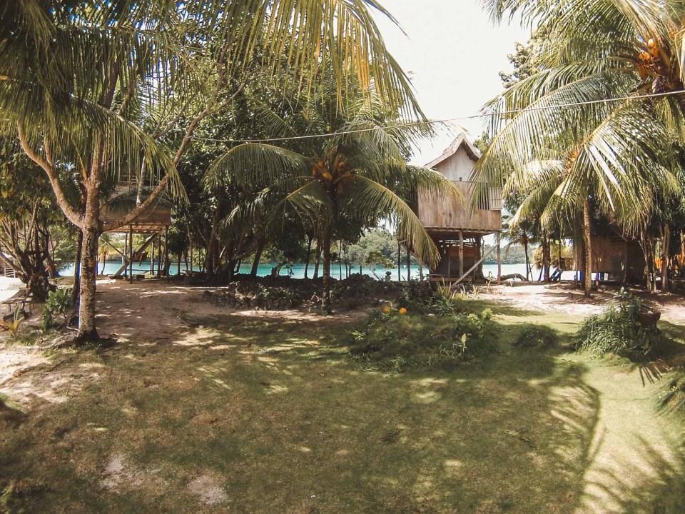 Poya Lisa auf Togian Islands