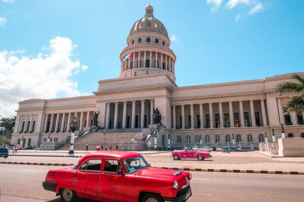 Kapitol von Havanna, Kuba