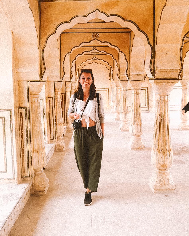 Indien was einpacken? Kleidung für Frauen in Indien