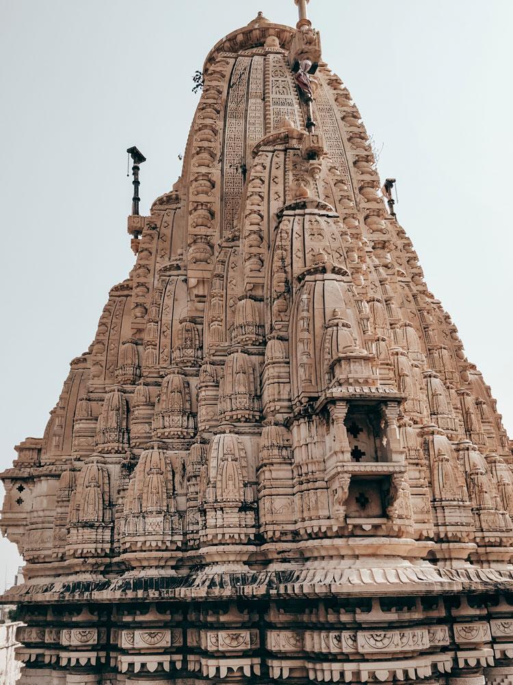 Radha Tempel Udaipur