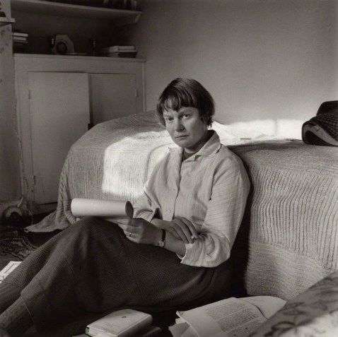 Iris Murdoch, by Ida Kar, 1957 National Portrait Gallery