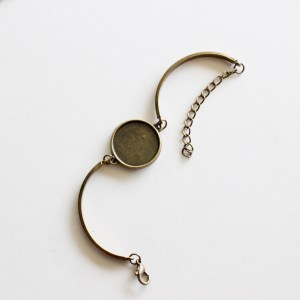 Bronze Link Bracelet