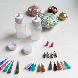Paint Applicator Bottles for 3D dots – Paint Bottle Kit