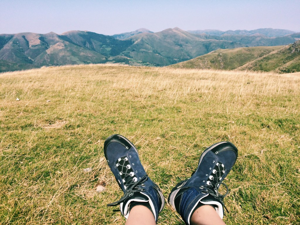 Camino French Pyrenees