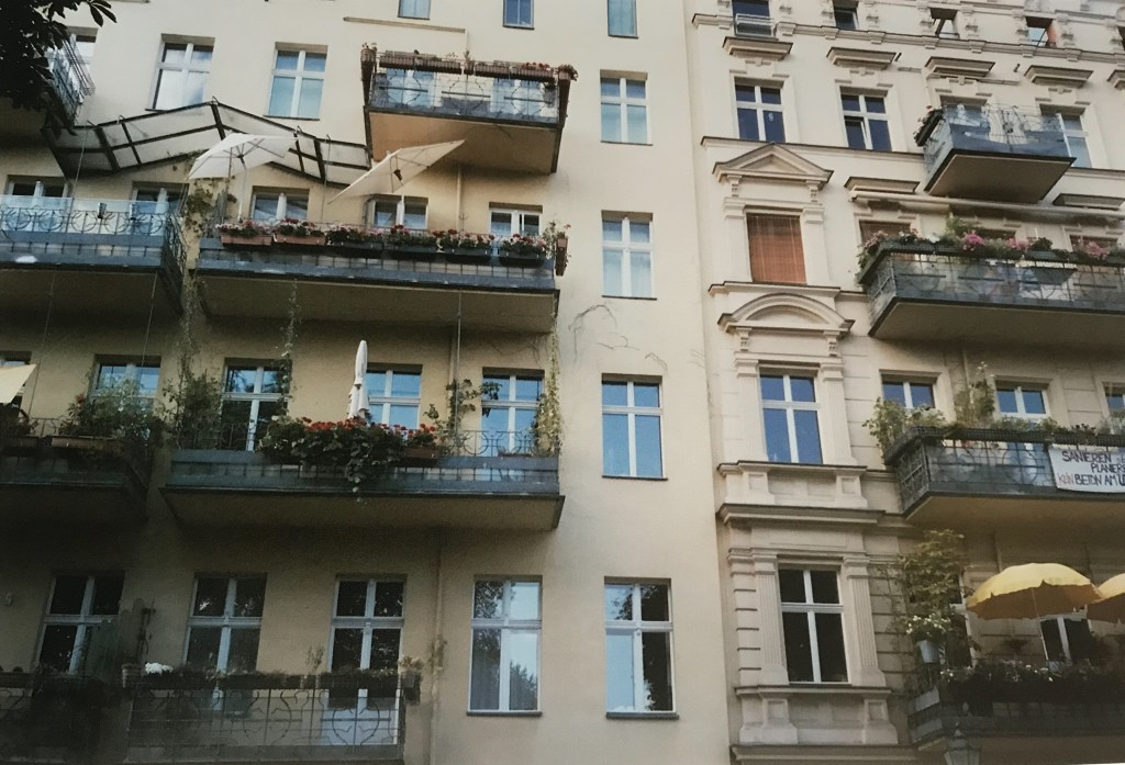 Berlin Balcony