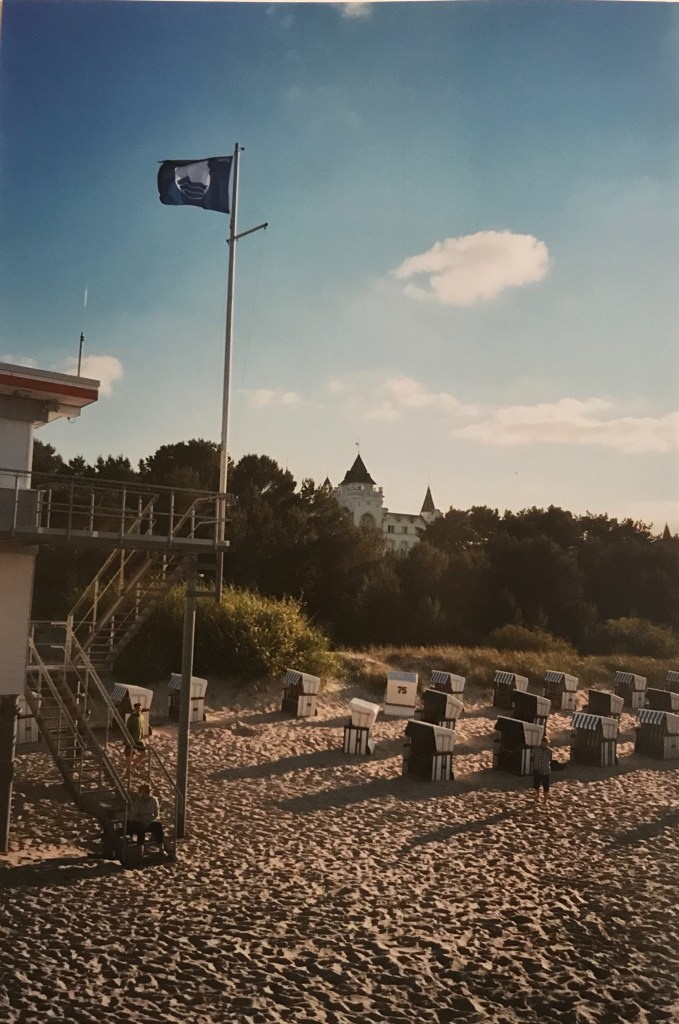 Usedom beach Holiday