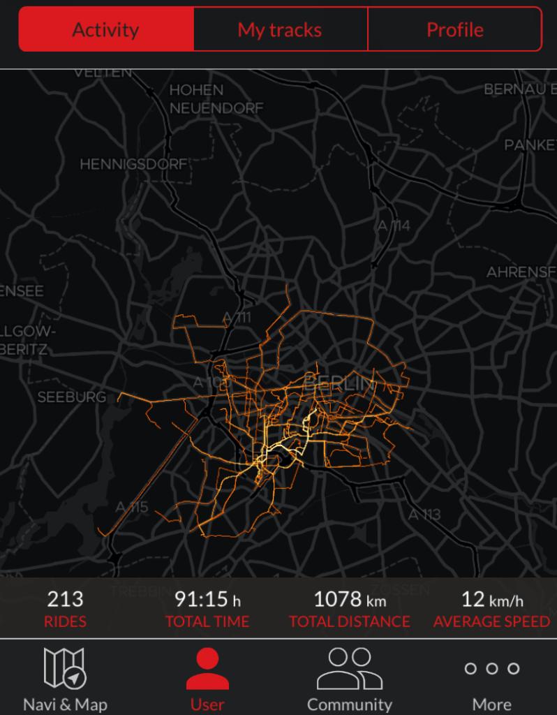 Bike Citizen app