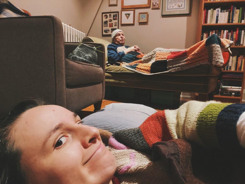 livingroom blankets