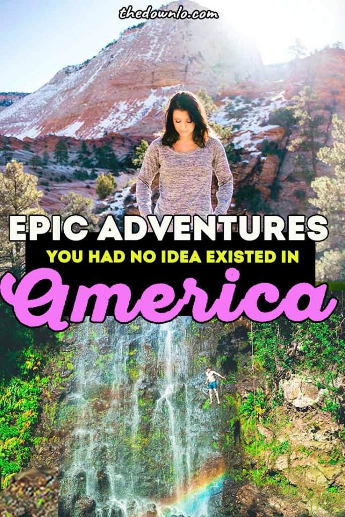 Adventures in America
