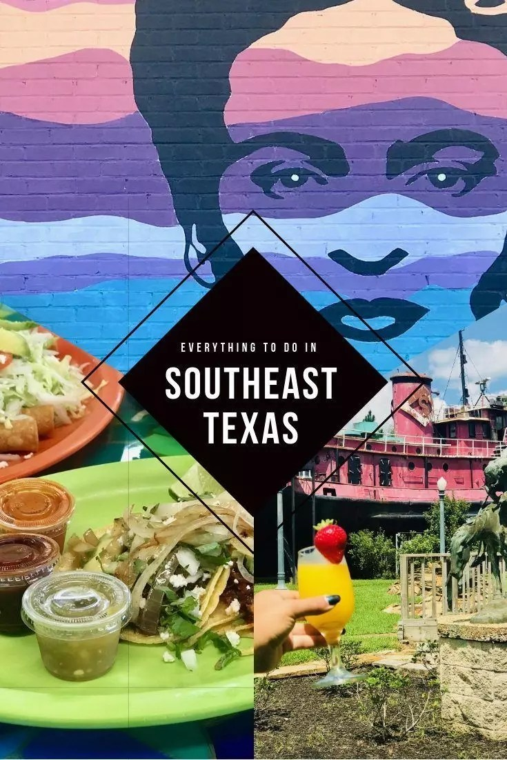 Southeast #Texas is unlike anywhere else in the state -- or country really. The Houston area and Gulf Shores are full of Cajun/Creole delights, deep South tradition, outdoor recreation, and interesting architecture it's a unique corner of the country not many have experienced in travel -- yet. #usa #roadtrips #roadtrip #america #travel #weekendtrip #texas