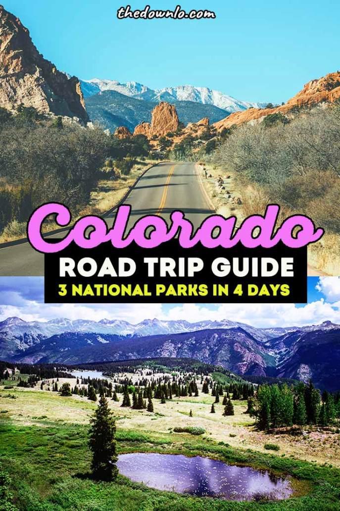 CO road trip