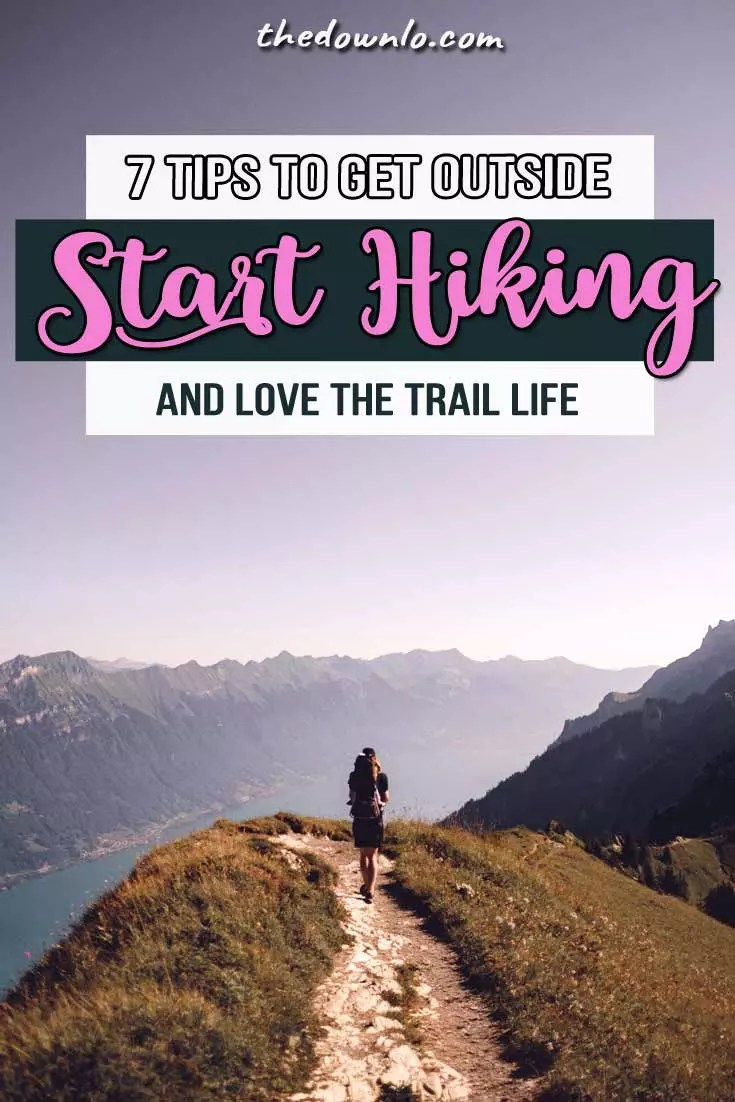 Tips for how to hike, hiking boots, and gear for beginners. Tips and equipment essentials for loving the trails. Photos, pics and ideas of Colorado to inspire you to embrace the outdoors and hit the mountain with friends including what to wear and what to bring for adventure training. #hike #hiking #hikes