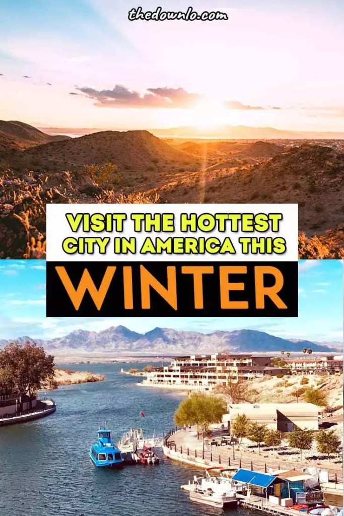 Things to Do in Lake Havasu City and a travel guide for winter adventures in the desert. Lake Havasu isn't just your spring break headquarters, but your holiday one too. Exlpore Lake Havasu City attractions from boats to the London Bridge and even a fun day trip to Oatman, Arizona to feed the donkeys. #usa #america #adventure #outdoors