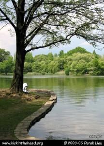 3. Prospect Park Lake