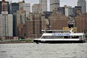 2. East River Ferry