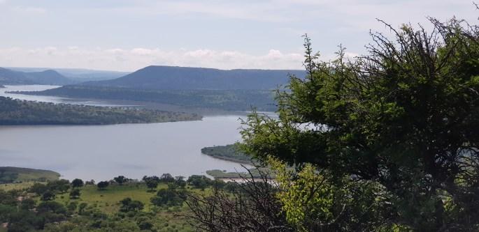 Wagendrift dam near Estcourt and Antbear Lodge