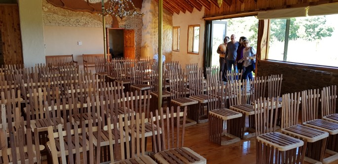 Antbear Lodge Conference/ Chapel Facility