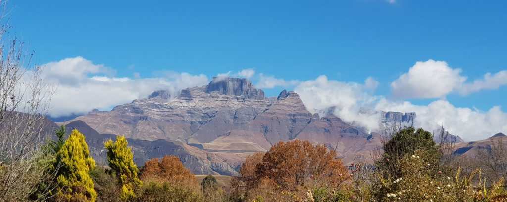 Drakensberg weather: Winter