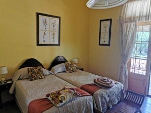 Ouma's se Opstal: Autumn room