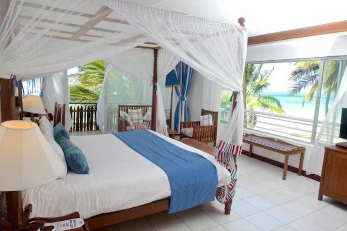 Voyager Beach Resort cheap hotels in Mombasa