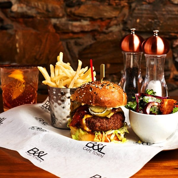 Burger & Lobster best Burger joints in Cape Town