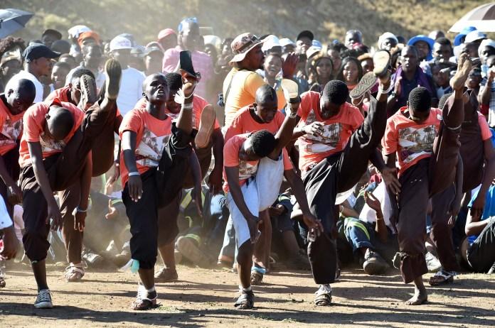 Top Traditional African Dance Indlamu dance