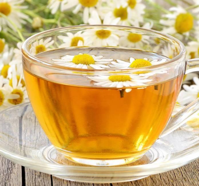 Health benefits of chamomile herbal tea