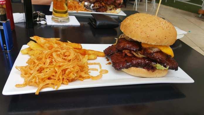 Ed's Diner Best Burgers in Pretoria South Africa