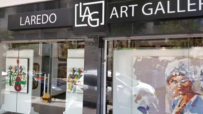 Laredo Art Gallery top art gallery in Casablanca