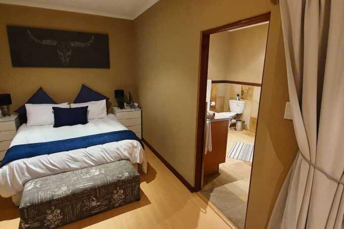 Fairland lodge guest suite
