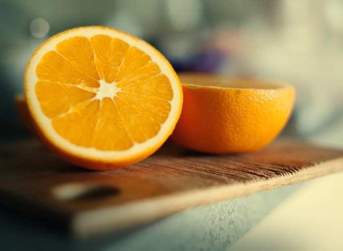 healthiest fruits orange