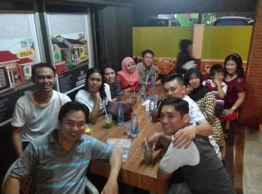 Buka Bersama 25 Juni 2015