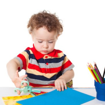 Prewriting Skills : How to make preschoolers ready for writing?