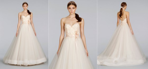 lazaro-bridal-ball-gown-strapless-sweetheart-beaded-chantilly-lace-floral-corsage-tulle-horsehair-chapel-3403_x1