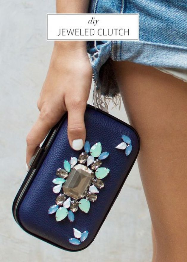 I'm Loving...DIY Clutch
