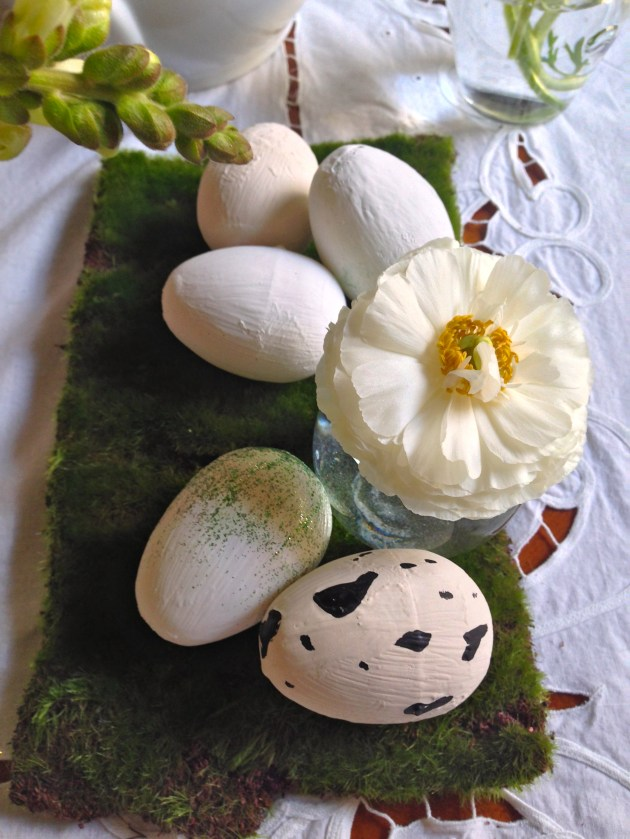 Garden Golden Egg Hunt Inspiration