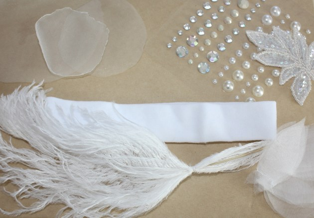 How To {Gatsby Inspired Headpieces}