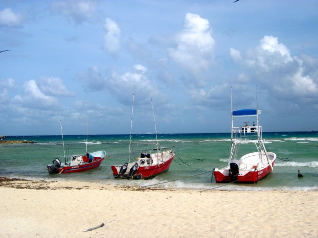 Traveling to Playa del Carmen