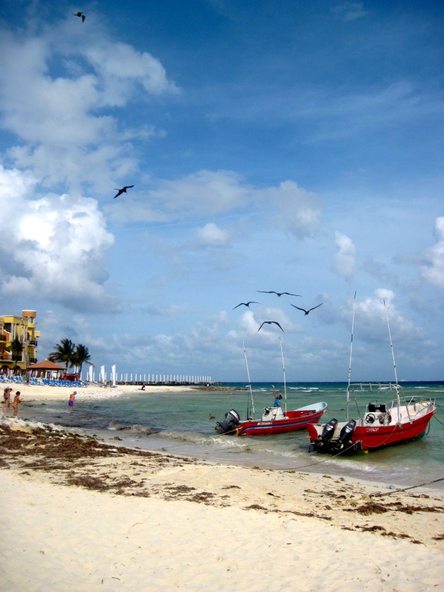 Traveling to Playa del Carmen