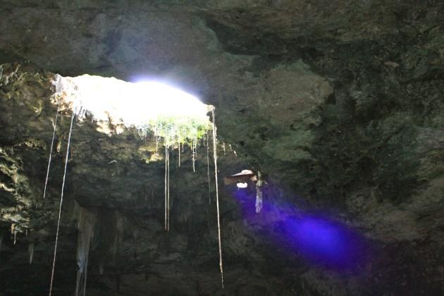 Traveling to Hubiku Cenote: Rivera Maya