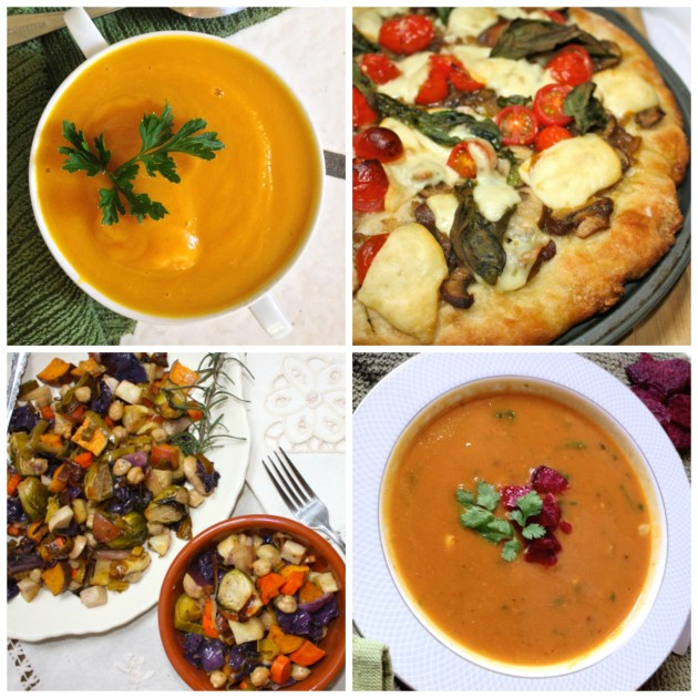 Favorite Fall Dishes