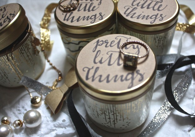 Handmade Holiday: Trinket Containers