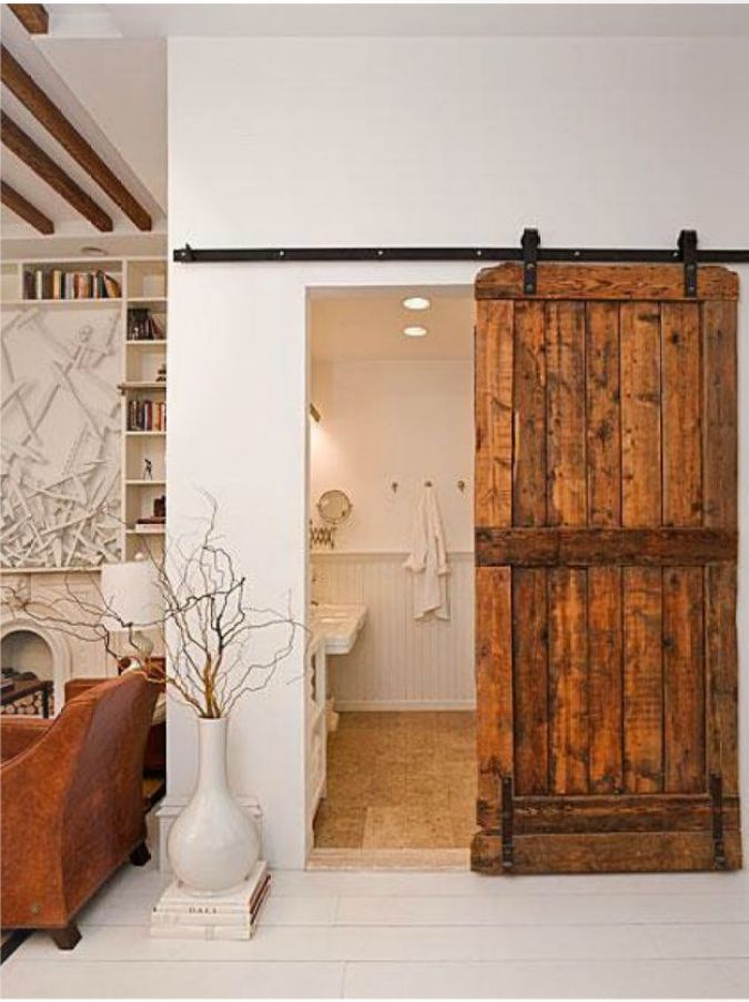 Spotlight On: Barn Doors