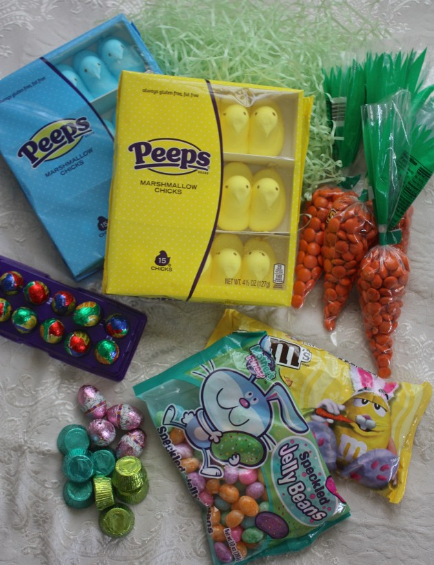 Quick + Fun Easter Baskets
