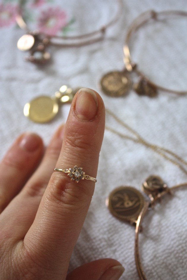 Spring Cleaning How To: Your Daily Jewelry